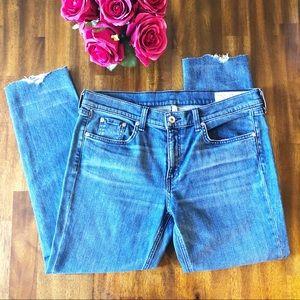 Rag & Bone | Dre Capri jeans
